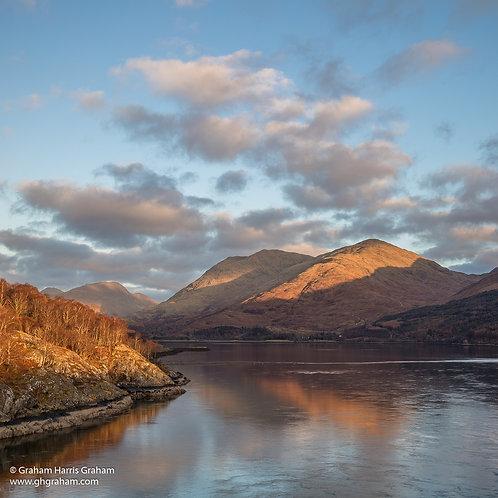 Loch Creran, Argyll (Framed)