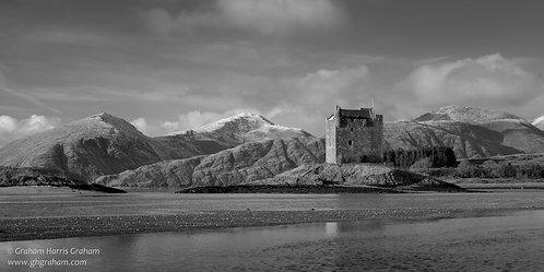 Castle Stalker, Port Appin, Argyll (Print Only)