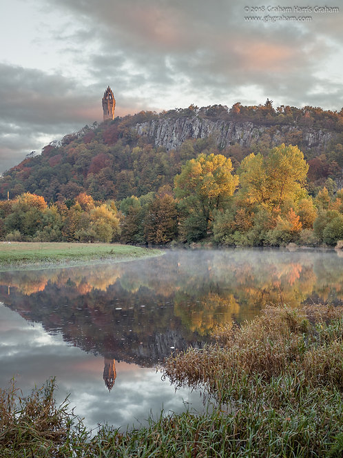 Wallace Monument, Abbey Craig (Print Only)