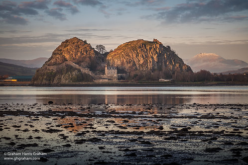 Dumbarton Castle, River Clyde, Dumbarton (Print Only)