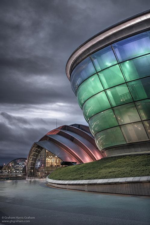 SSEC & Armadillo, Glasgow