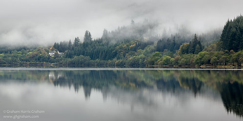 Loch Lubnaig, Trossachs National Park (Framed)