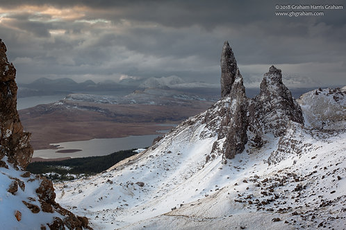The Old Man of Storr, Isle of Skye (Print Only)