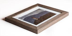 Edge Walnut Framed Standard print 2400 x