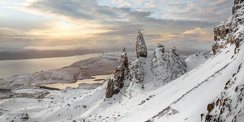 An Stòr, An t-Eilean Sgitheanach (The Storr, Skye)