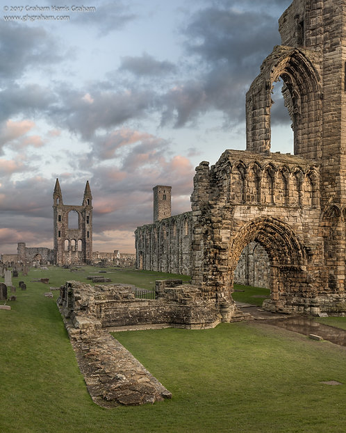 St. Andrews Cathedral, Fife
