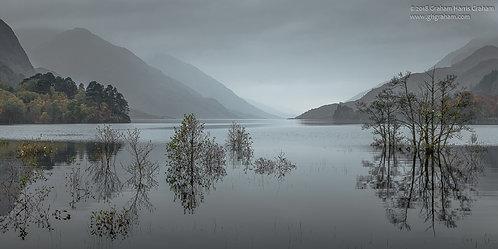 Loch Shiel, Glenfinnan, Lochaber (Framed)