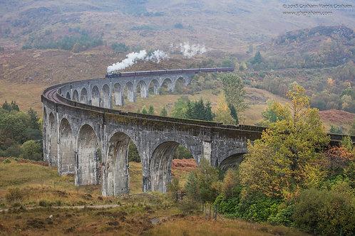 Glenfinnan Viaduct, Glenfinnan, Lochaber (Print Only)
