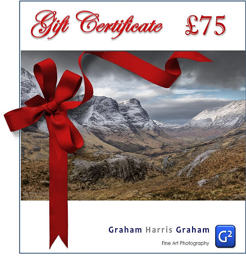 £75 Gift Certificate