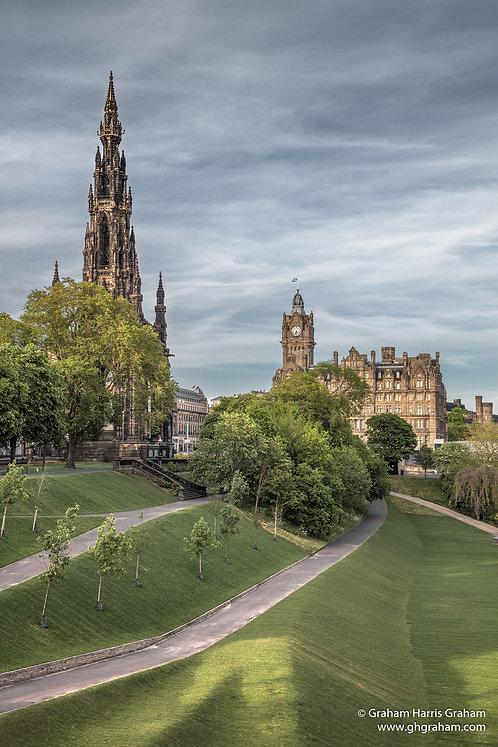 E. Princes St. Gardens, Edinburgh