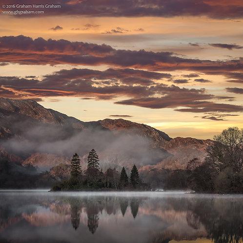 Loch Achray, Trossachs (Framed)