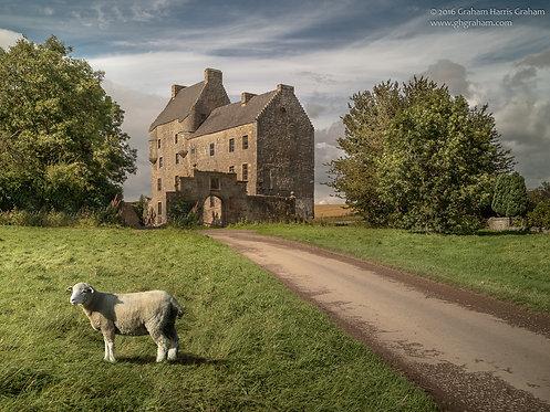 Midhope Castle Abercorn, West Lothian (Print Only)
