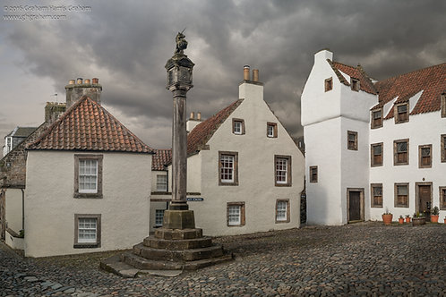 Mercat Cross, Culross, Fife (Print Only)