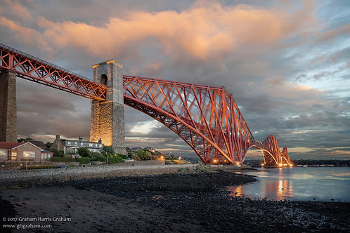 The Forth Bridge, N. Queensferry