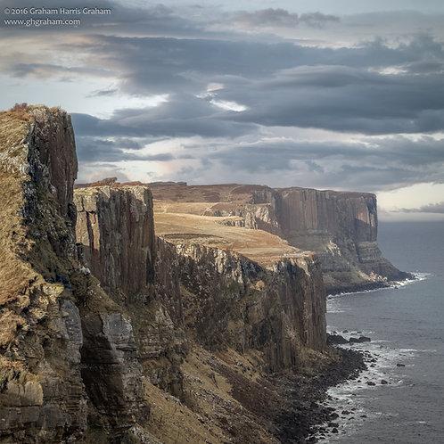 Kilt Rock, Staffin, Isle of Skye (Framed)