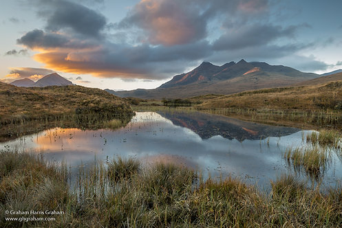 The Cuillin, Skye (Print Only)
