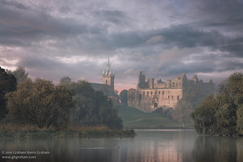 Linlithgow Palace, Linlithgow, West Lothian (Print Only)