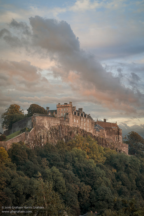 Stirling Castle, Stirling (Print Only)