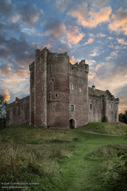 An Dùn (Doune Castle)