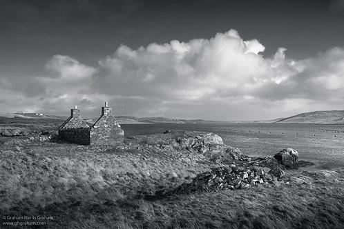 Croit, Beàrnaraigh Mòr (Croft, Great Bernera)