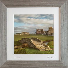 Square Silver Birch Frame (1600 x 1600)