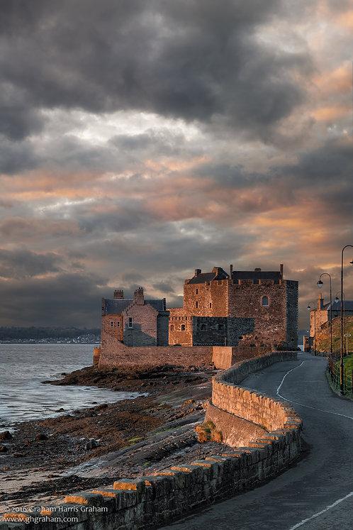 Blackness Castle, Blackness, West Lothian (Print Only)