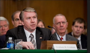 Graham at the USA Senate