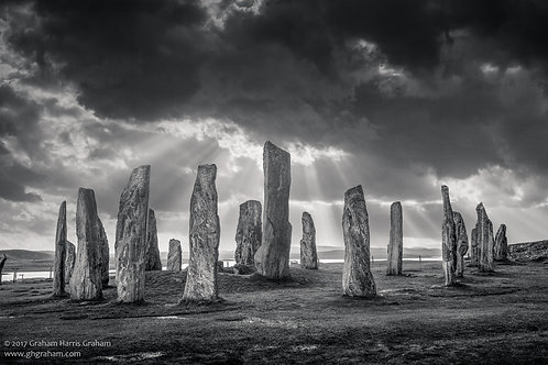 Callanish, Isle of Lewis, Hebrides (Print Only)