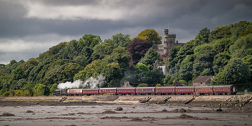 The Royal Scot, Culross, Fife (Print Only)