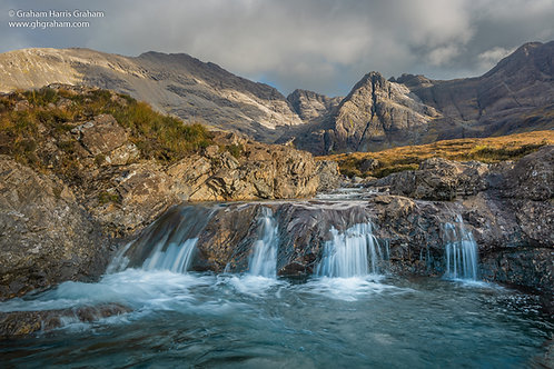 Fairy Pools, Skye (Print Only)