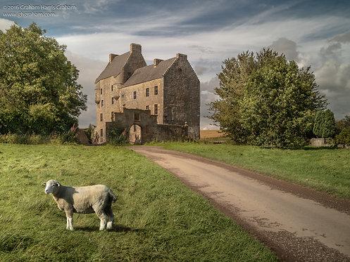 Midhope Castle, Abercorn