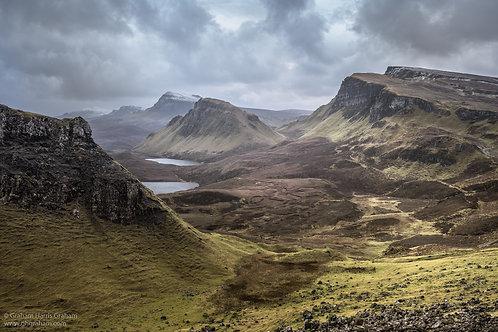 Bioda Buidhe, Tròndairnis, Isle of Skye (Print Only)