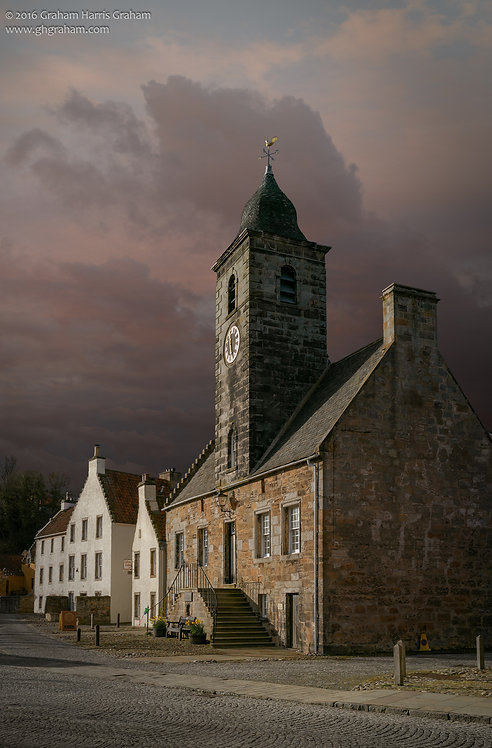 The Town House, Culross, Fife (Print Only)