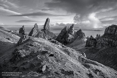 Old Man of Storr, An Stòr, Isle of Skye (Print Only)