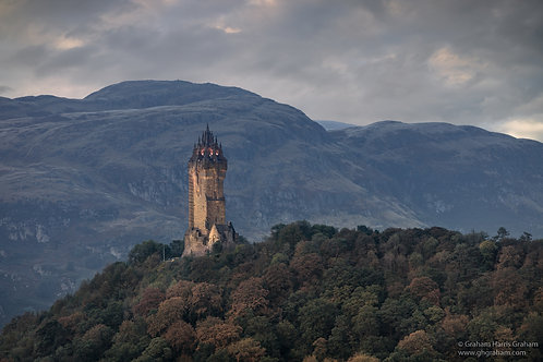 Wallace Monument, Abbey Craig, Stirling (Print Only)