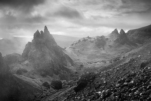 Storr Pinnacles, Isle of Skye (Print Only)