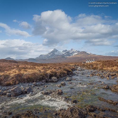 The Cuillin, Allt Dearg, Isle of Skye (Framed)