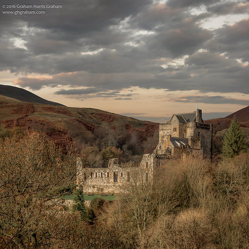 Castle Campbell, Dollar Glen