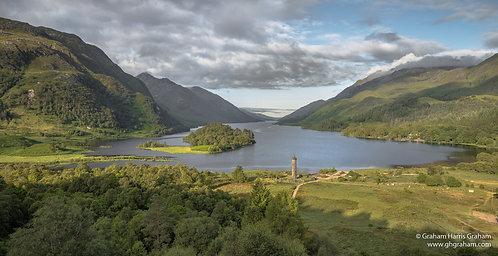 Glenfinnan, Lochaber (Framed)