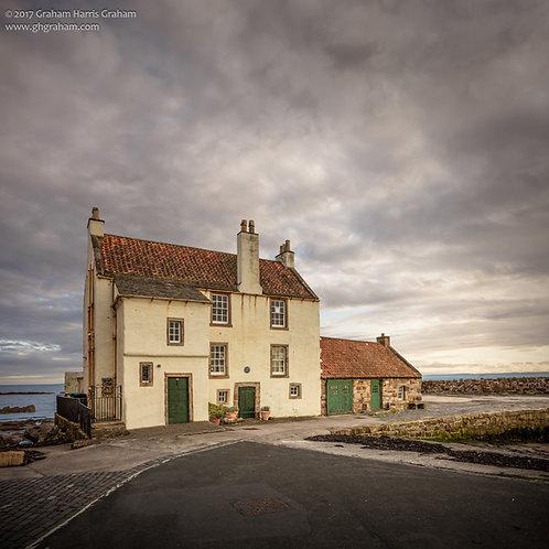 Gyles House, Pittenweem, Fife (Framed)