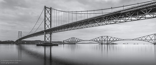 The Forth Bridges, S. Queensferry