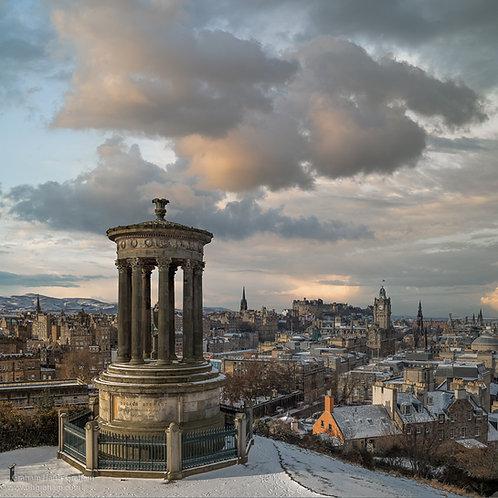 Calton Hill, Edinburgh (Framed)