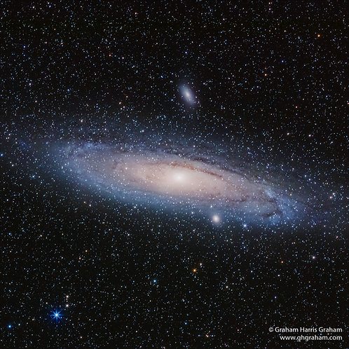Andromeda (M31) (Print Only)