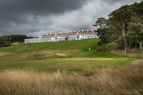 Turnberry Golf Course, Turnberry, Ayrshire (Print Only)