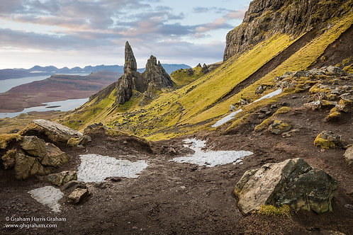 The Old Man of Storr, An Stòr, Isle of Skye (Print Only)