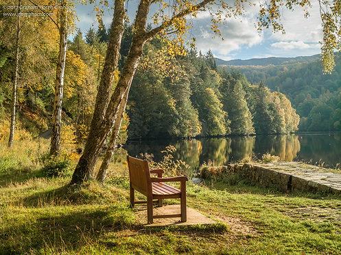 Loch Faschoille (Loch Faskally)