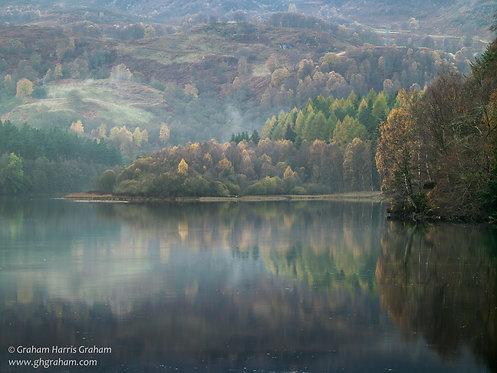 Loch Faskally, Perthshire (Print Only)