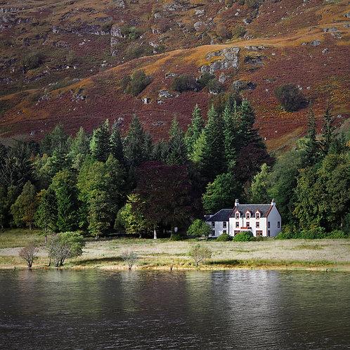 Glen Gabhal, Loch Ceiteirein (Glengyle, Loch Katrine)