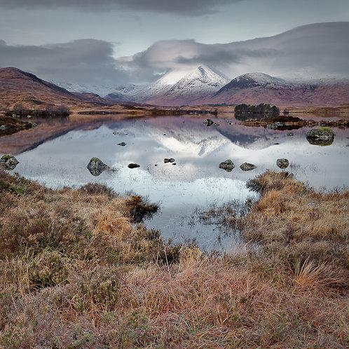 Creise, Rannoch Moor, Argyll (Print Only)