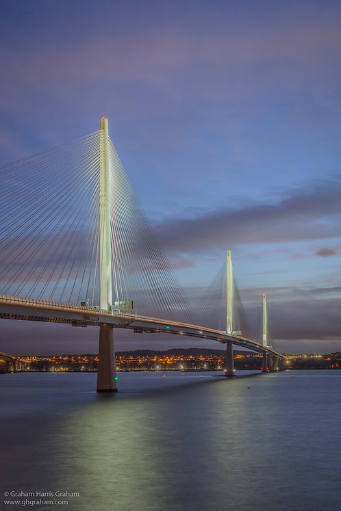 Queensferry Crossing, North Queensferry, Fife (Print Only)
